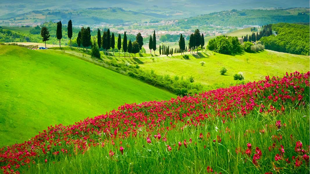 Förtrollande Toscana