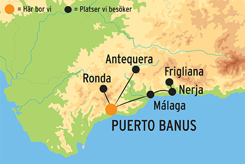 Resa Till Ljuva Puerto Banus I Spanien 2020 Kulturresor Europa