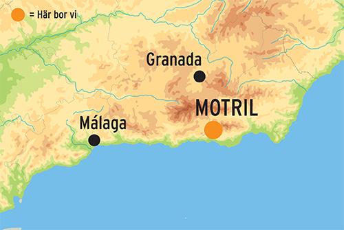 Karta Pa Spansk.Ta Hand Om Kropp Och Sjal I Spanien Kulturresor Europa