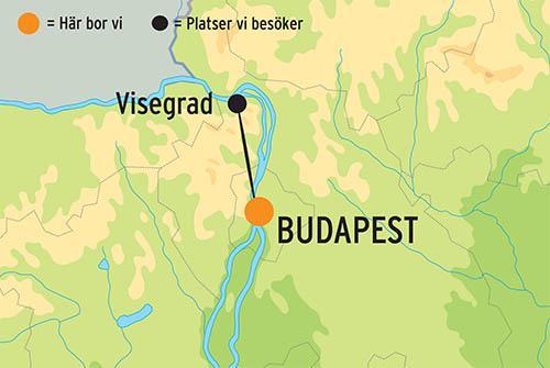 Karta Over Budapest Sevardheter.Resa Till Budapest Gruppresa Till Ungern Kulturresor Europa