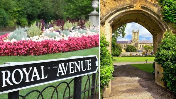 Brittisk idyll & storhet - med besök på Downton Abbey