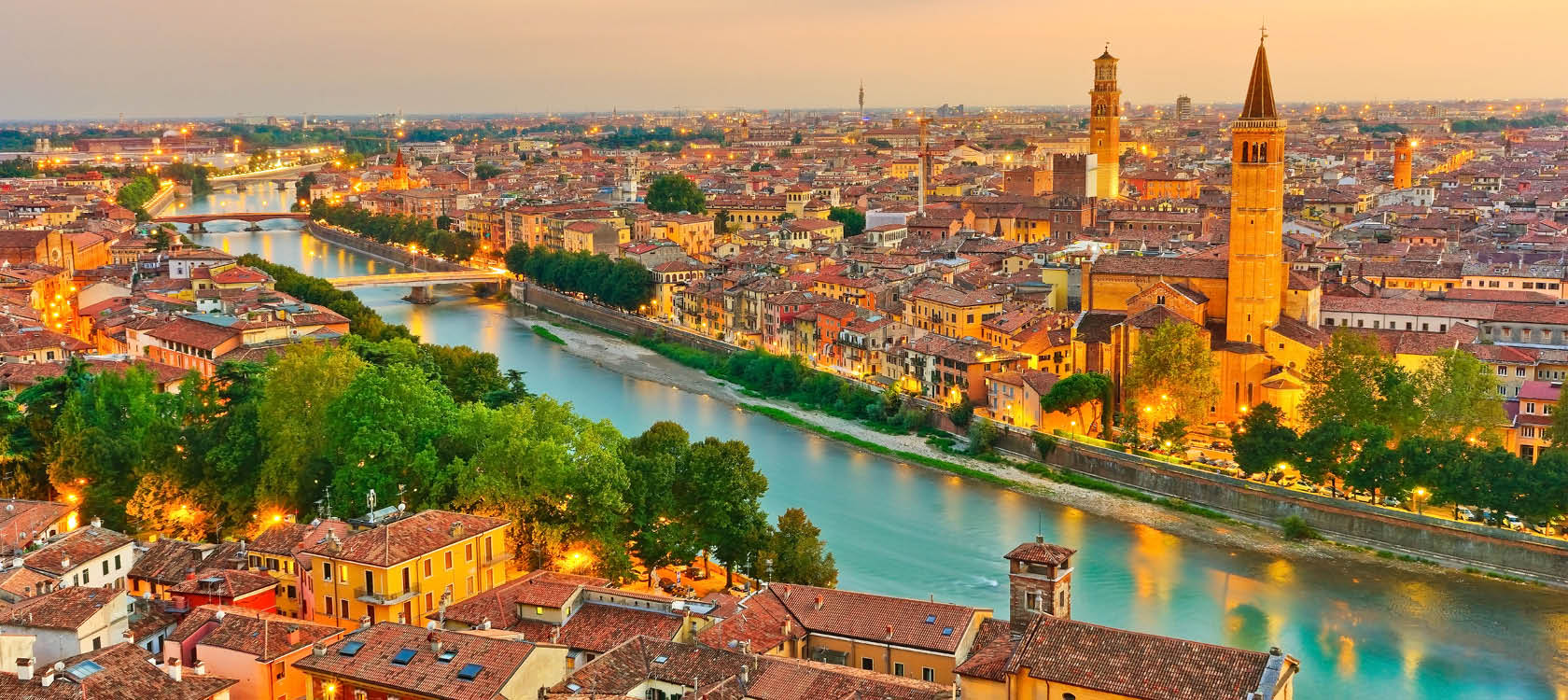 Sevärdheter i Verona.