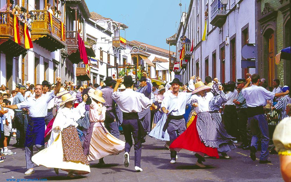 Las Kulturresor Europas Guide Till Spaniens 5 Storsta Festivaler