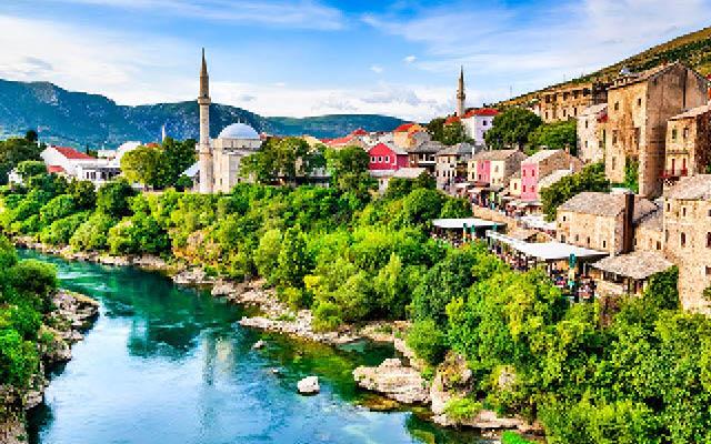 Betagande Balkan