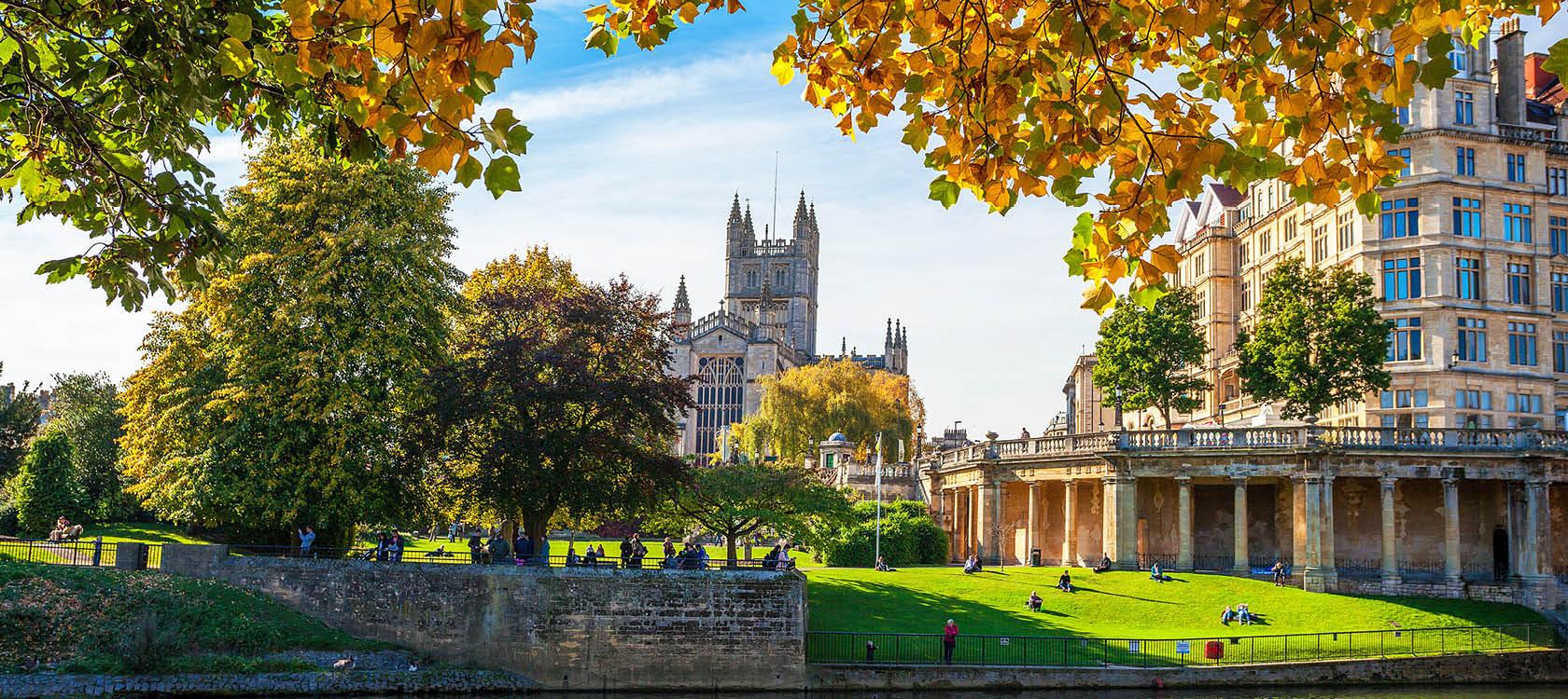 upplev stonehedge, bath, universitetsstaden oxford och highclere castle på resa till england