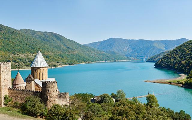 Georgien & Armenien - på kanten av Europa