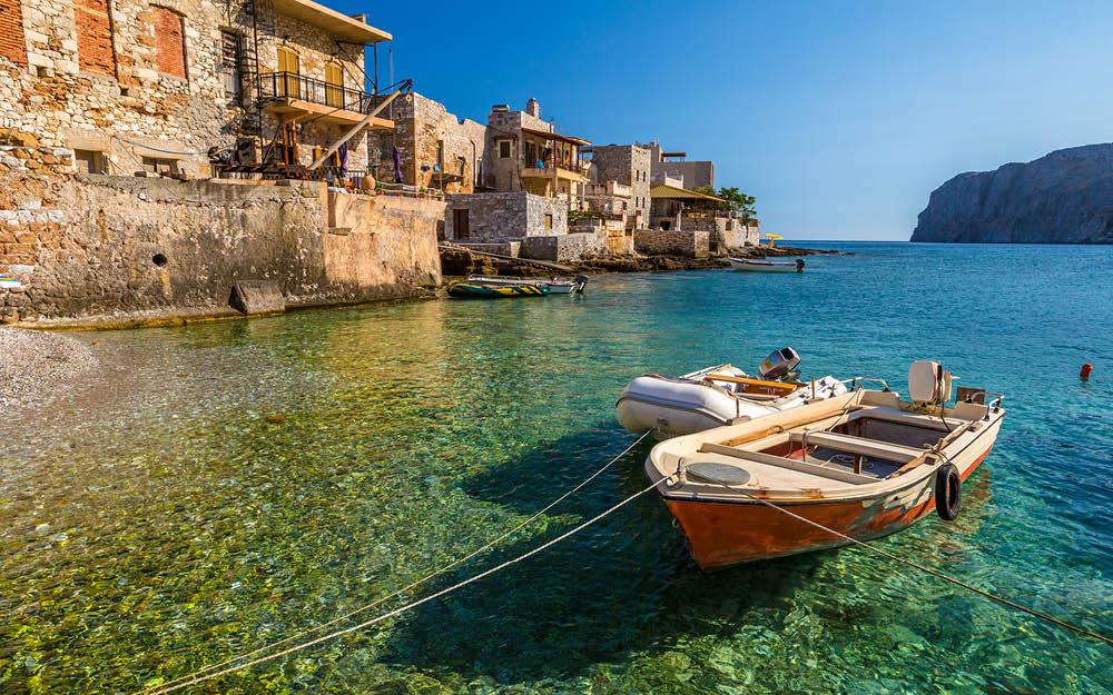 En smak av Grekland