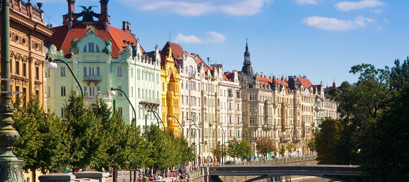 upplev storstäder, kultur och god mat på storstadsresor i europa