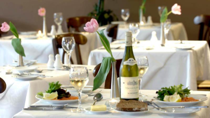Killarney Court Hotel på Irland har vunnit pris för deras irländska mat.