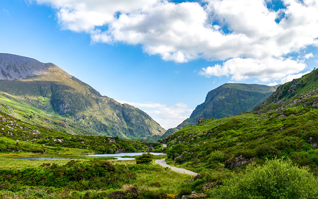 Det mytomspunna Irland