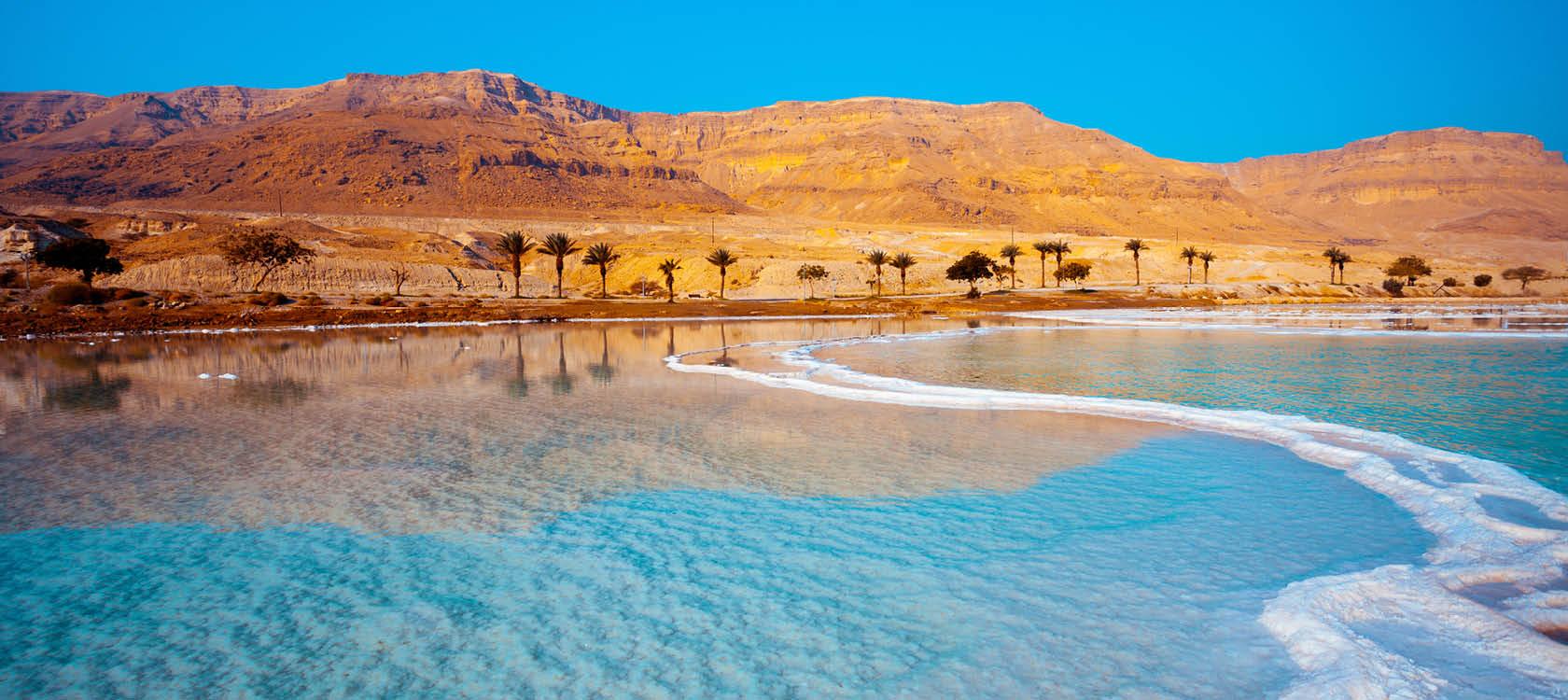 döda havet och sevärdheter på resa till israel
