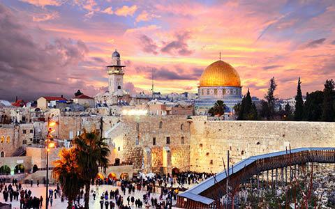 Israel - nu & då