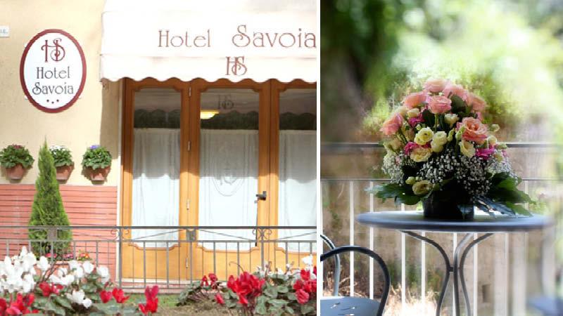 Bo centralt i Sorrento på bekvämt hotell med närhet till havet och shopping, på en semester i Sorrento, Italien.