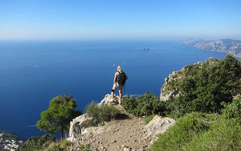 Kulinariska vandringar på Amalfikusten