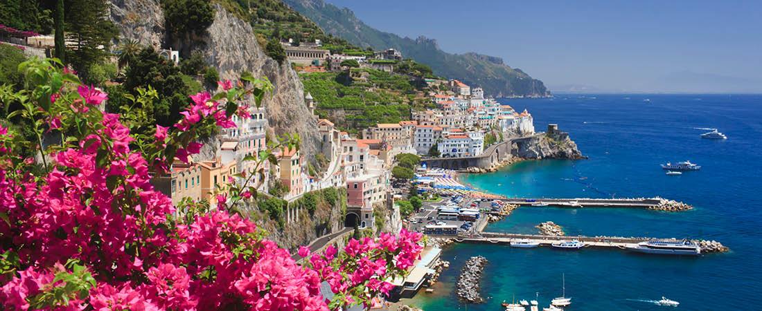 resa till italien