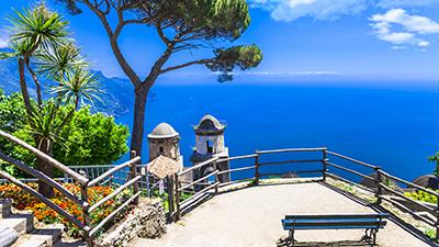 Vidunderliga Amalfikusten