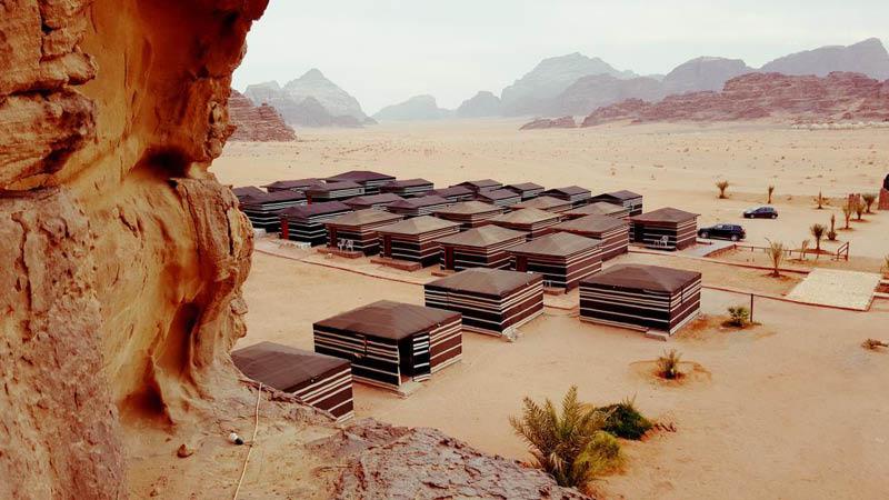 Zawwaideh Camp eller liknande