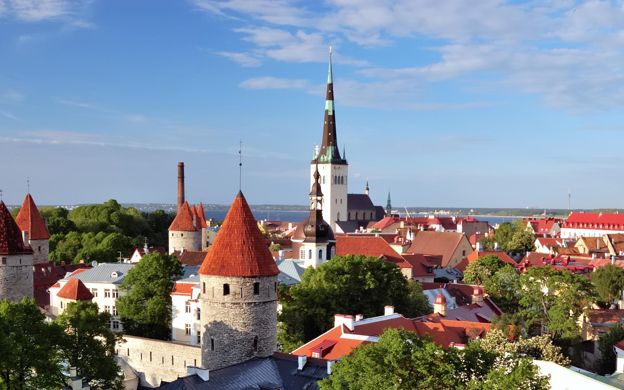 Sommarkryssning på Östersjön