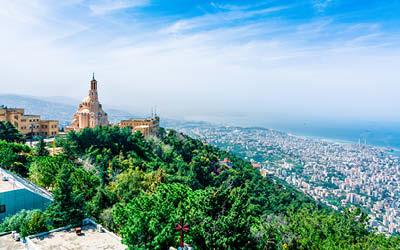 Libanon - Mellanösterns gröna pärla