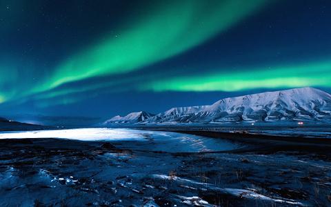 Svalbard - I jakten på norrsken