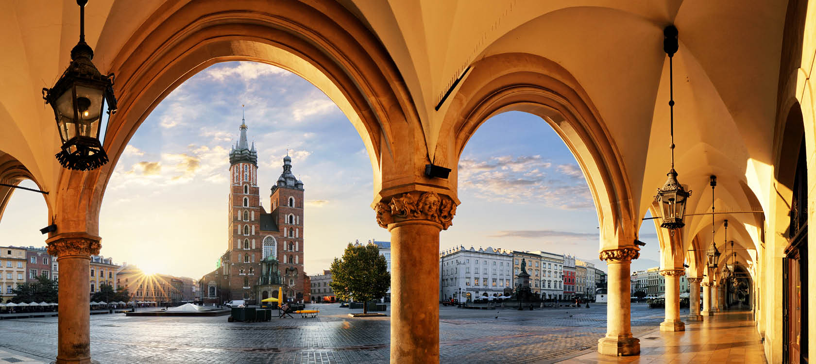 upplev krakow på en storstadsweekend