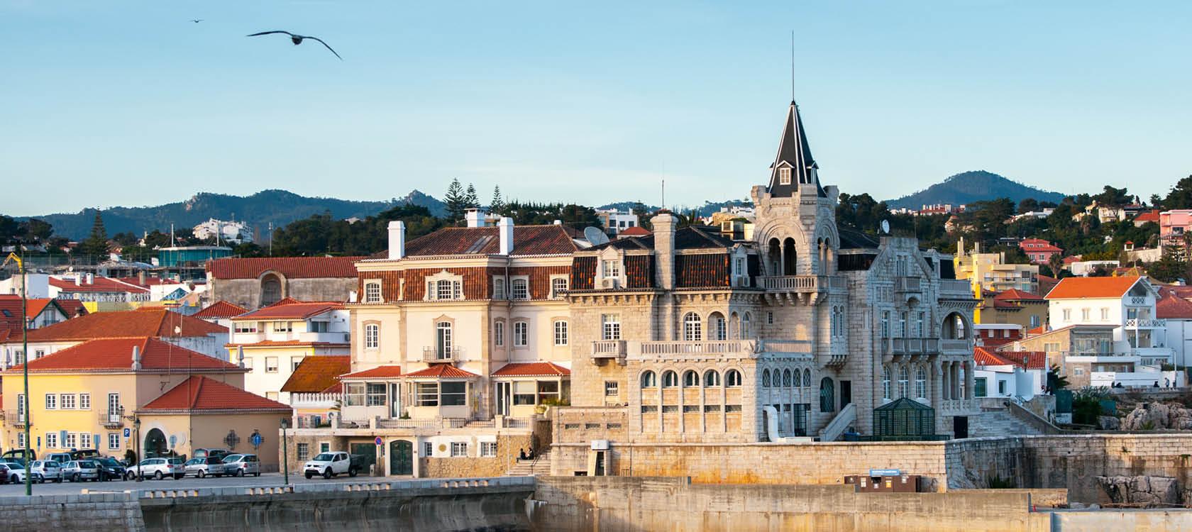 fiskebyn cascais i portugal