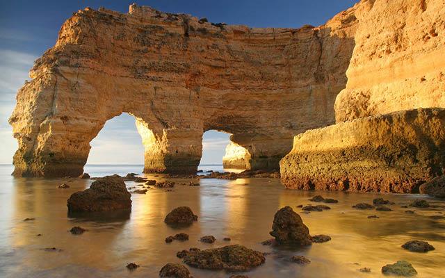 Långtidssemester på Algarvekusten