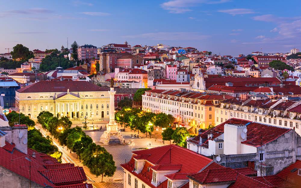 Levande Lissabon