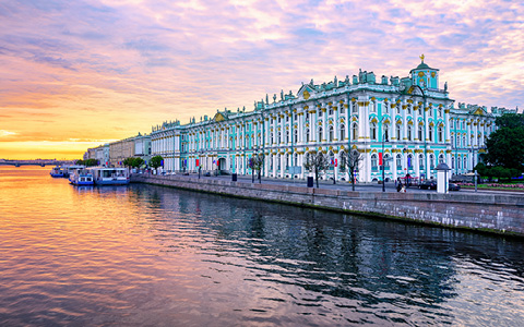 Sankt Petersburg – Rysslands kulturella hjärta