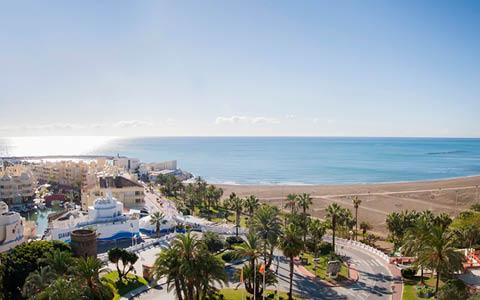 Andalusien långtidssemester