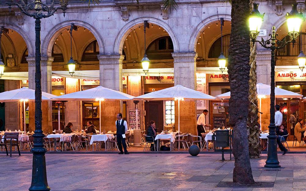 Barcelona a la carte