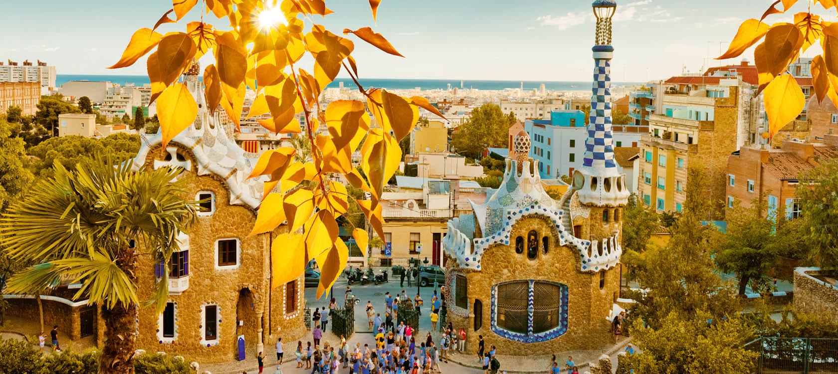 Res till Barcelona en långweekend i höst.