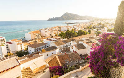 Costa Blanca - Spaniens vita kust