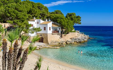 Långtidssemester på Mallorca