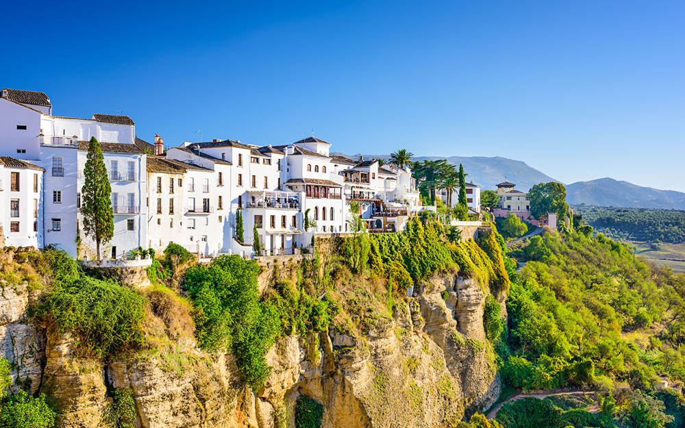 Resor till Andalusien