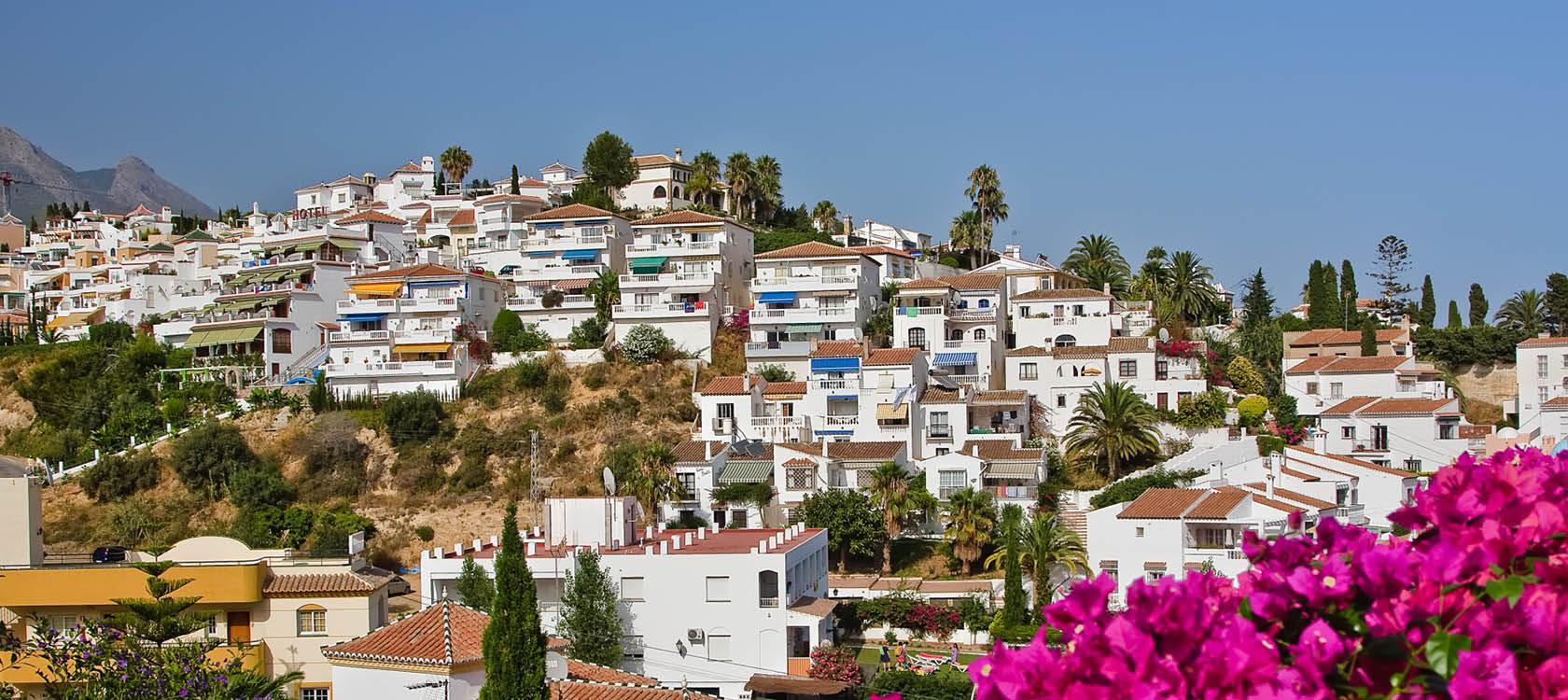 spansk semester med sevärdheter och fin natur