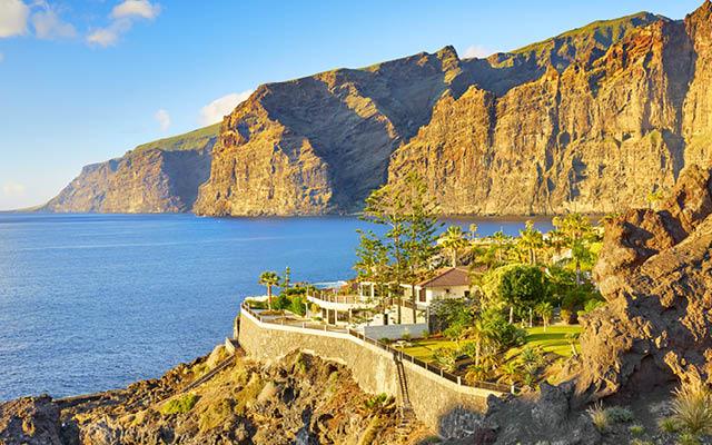 Teneriffa - den eviga vårens ö
