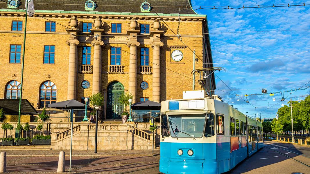 Göteborg med besök i skärgården