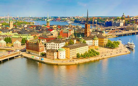 Musikens och litteraturens Stockholm