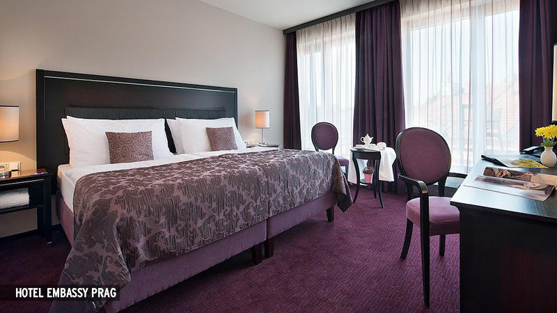 EA Hotels Prag