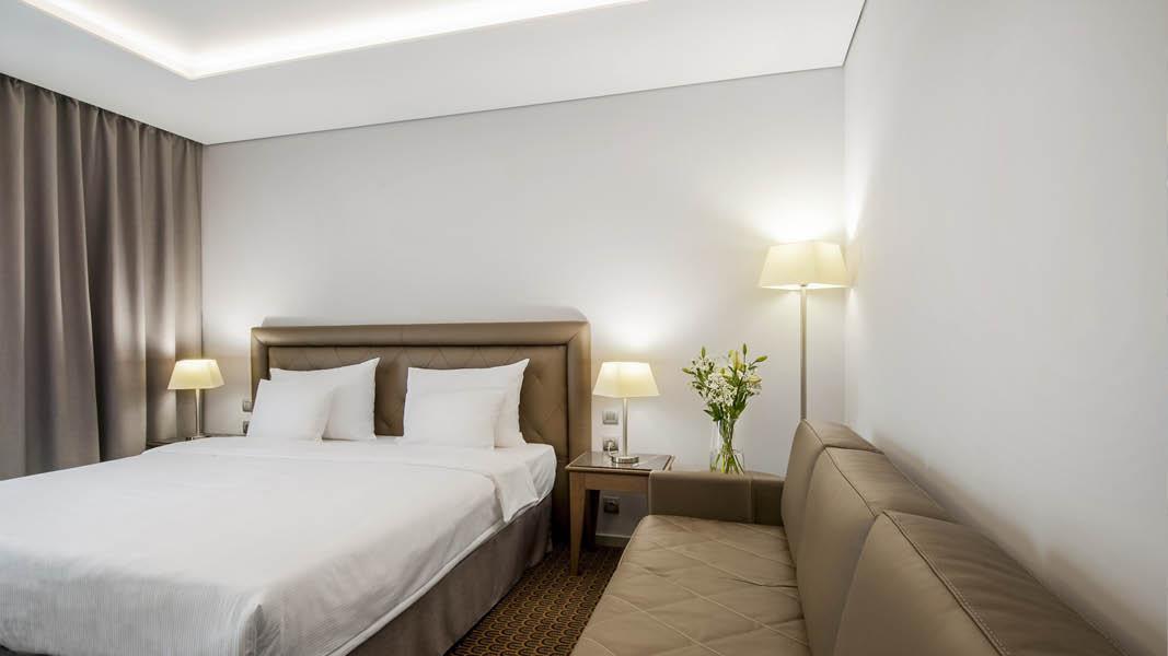 Superior rum på Hotel Royal Prag i Tjeckien.